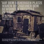 Lesung Zigeunerlager - FB - Werbebild zum Teilen